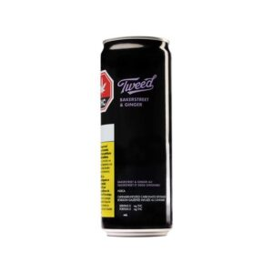 TWEED BAKERSTREET & GINGER SODA [355ML]