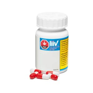 LIIV THC CAPSULE [5.25ML]