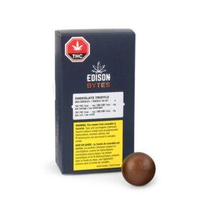 EDISON BYTES MILK CHOCOLATE TRUFFLES [12G]
