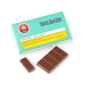 TRAILBLAZER SNAX MINT MILK CHOCOLATE [42G]