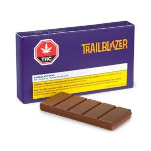 TRAILBLAZER SNAX PURE MILK CHOCOLATE [42G]