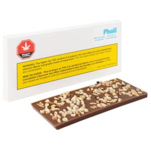 PHAT420 MILK CHOCOLATE WITH HAZELNUTS [30G]