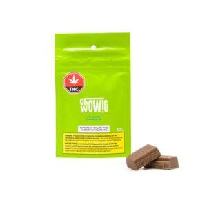 CHOWIE WOWIE THC MILK CHOCOLATE [16G]