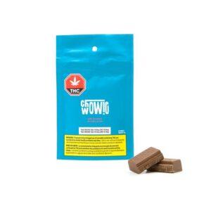CHOWIE WOWIE THC/CBD MILK CHOCOLATE [16G]