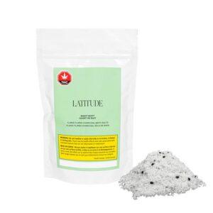 LATITUDE NIGHT SHIFT 1:1 BATH SALTS [400G]