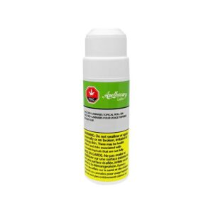 APOTHECARY LABS TOPICAL ROLL-ON GEL [88G]