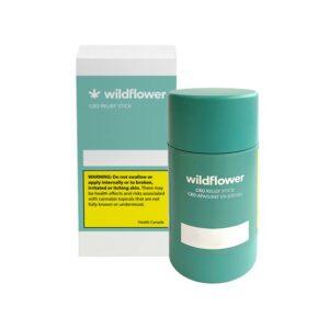 WILDFLOWER CBD RELIEF STICK (500MG) [73G]