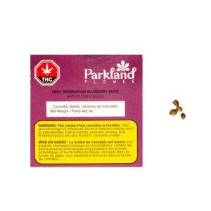 PARKLAND FLOWER NEXT GENERATION BLUEBERRY AUTO [4G]