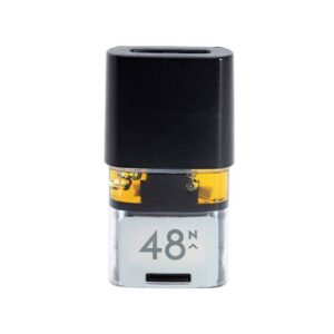 48NORTH SILVER HAZE 0.5 G PAX POD [0.5G]