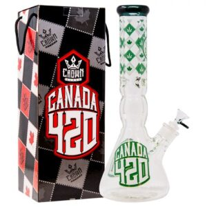 CANADA 420 GLASS BONG