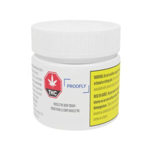 PROOFLY MUSCLE THC BODY CREAM SATIVA [25G]