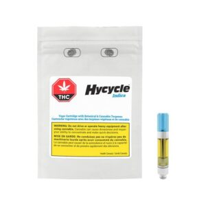 HYCYCLE INDICA VAPE CARTRIDGE INDICA [1G]
