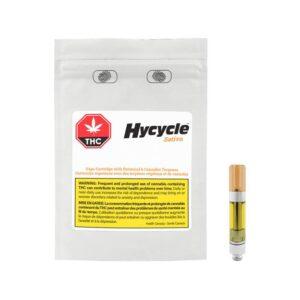 HYCYCLE SATIVA VAPE CARTRIDGE SATIVA [1G]